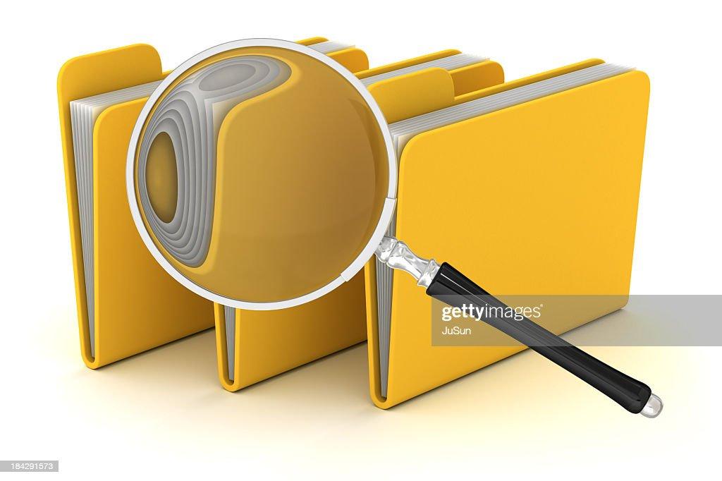 ファイルの検索 : ストックフォト