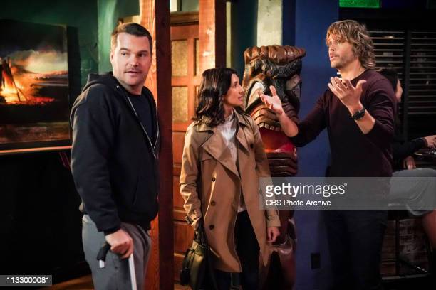 Searching Pictured Chris O'Donnell India De Beaufort and Eric Christian Olsen Department of Justice Agent Lance Hamilton asks Sam for assistance in...