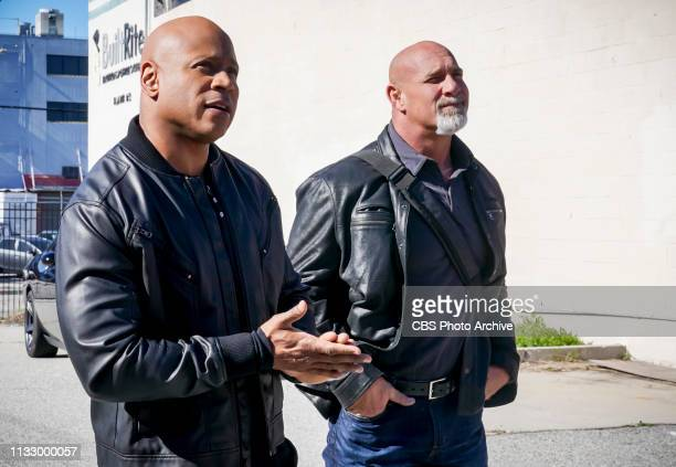 Searching Pictured LL COOL J and Bill Goldberg Department of Justice Agent Lance Hamilton asks Sam for assistance in locating a former US border...