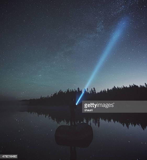 Recherche le ciel