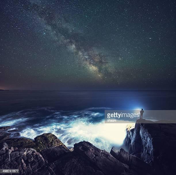 Suche nach den Sternen