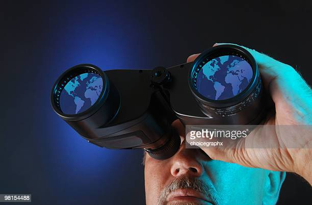 Searching the World Through Binoculars