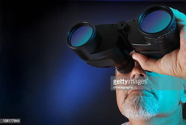 Searching Through Binoculars