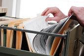 Searching through files