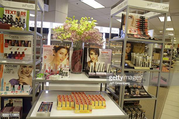Sears cosmetics in Aventura Mall