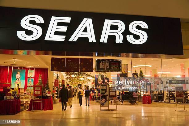 Sears department store, Eaton Centre, Toronto, Canada