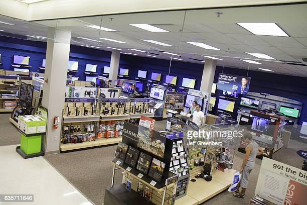 Sears electronics in Aventura Mall