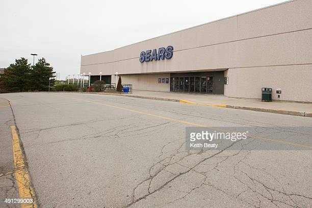Sears is considering selling its Canadian operations as the retailer continues with efforts to turn around its business Photographed at Sears'...