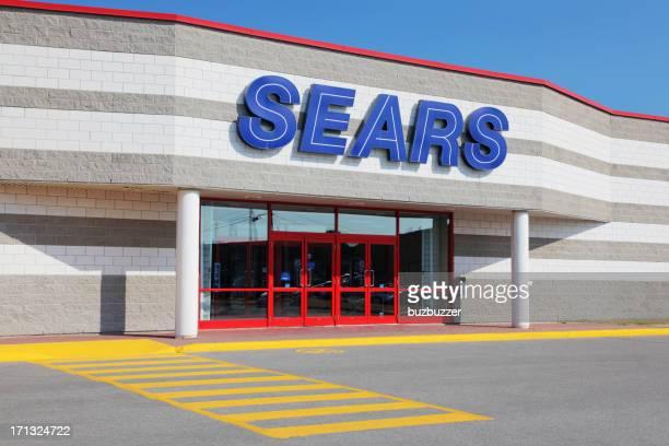 Sears Store Entrance