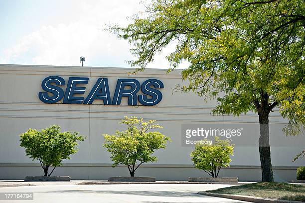 A Sears store stands in Peoria Illinois US on Friday Aug 16 2013 Sears Holdings Corp is scheduled to release second quarter earnings on Aug 22...