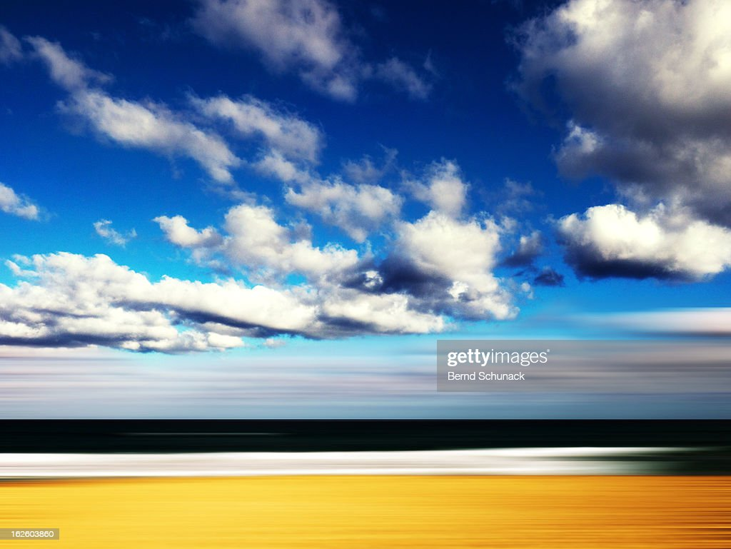 Seascape Abstract : Stock-Foto