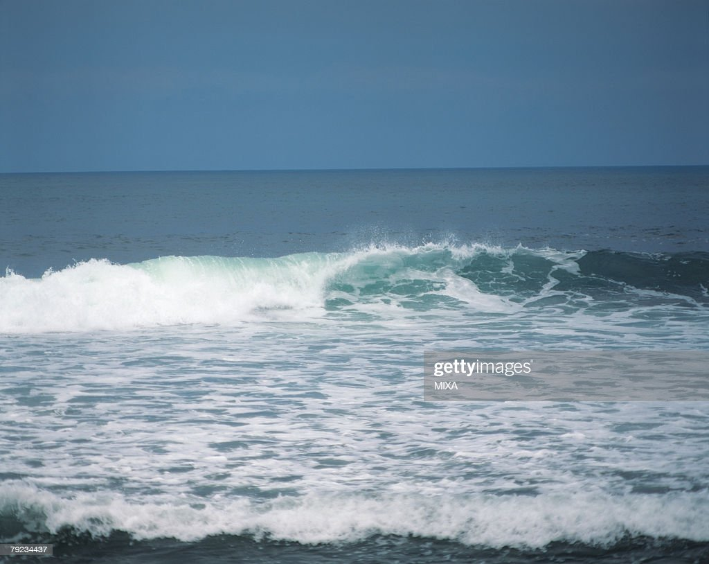 Seascape in Bali, Indonesia : Stock Photo