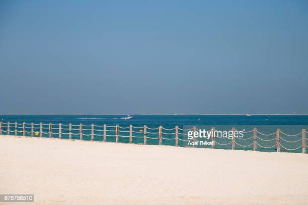 seascape in Dubai