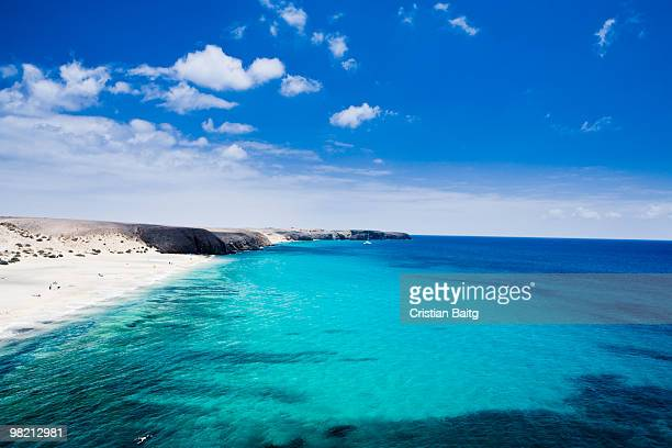 Seascape, Lanzarote Canary Islands Sp