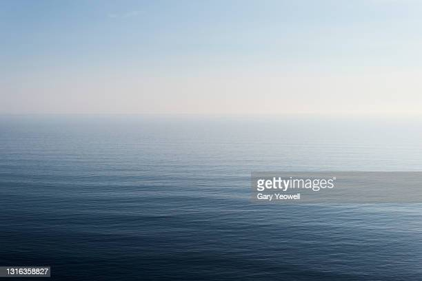 seascape - elevated view stock pictures, royalty-free photos & images