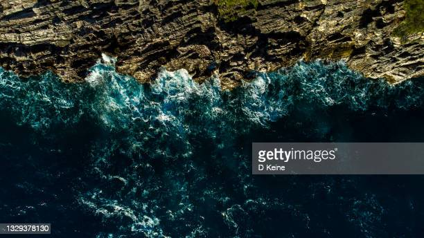 seascape - shallow stock pictures, royalty-free photos & images