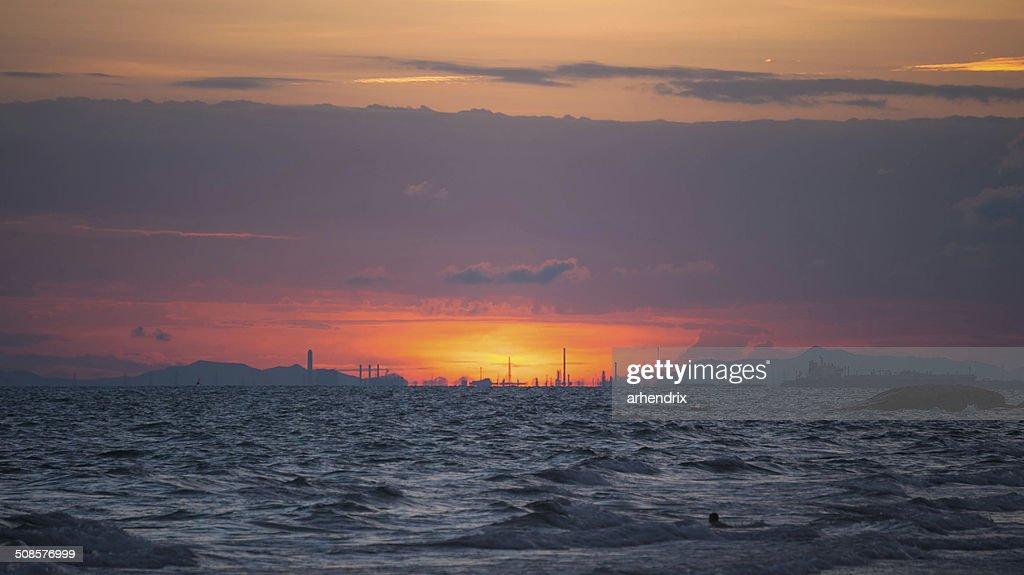 Meerlandschaft : Stock-Foto