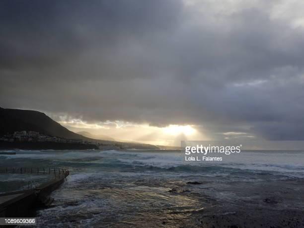 Seascape. Tenerife Island