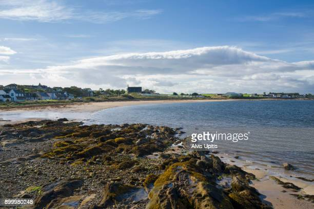 Seashore at Portmahomack, Scotland