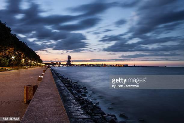 Seaside boulevard