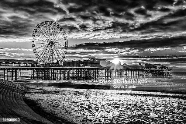 Seaside Pier, Blackpool