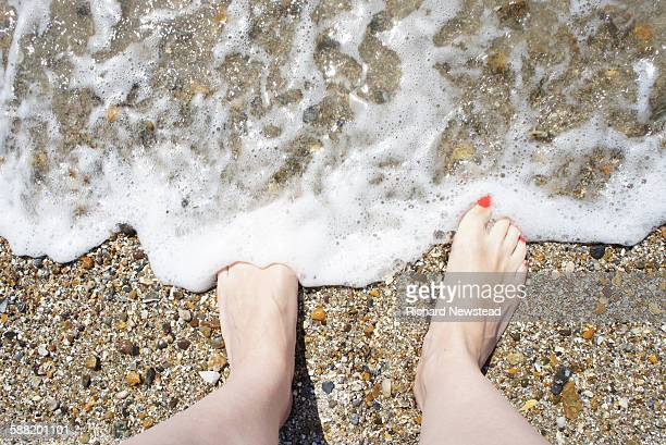 seaside sensations - sensory perception stock pictures, royalty-free photos & images