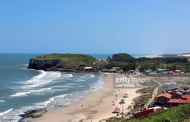 Seaside town of Torres - RS - Brazil