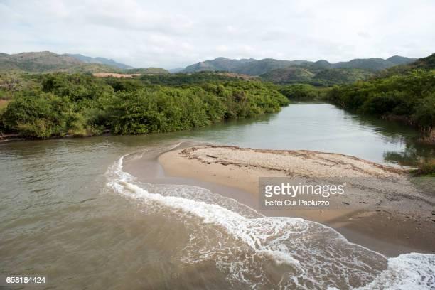 Seaside view near Trinidad, Sancti Spíritus Province, Cuba