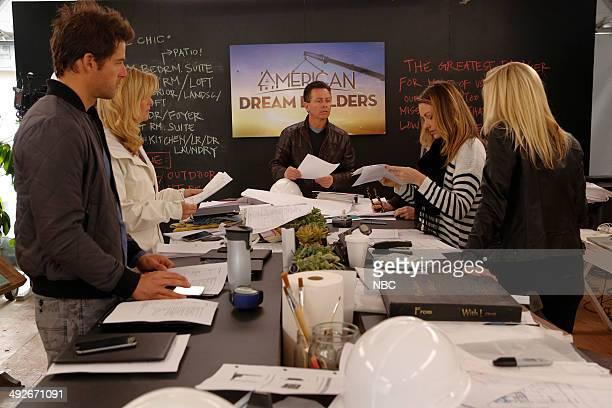 BUILDERS Season 1 Finale Episode 110 Pictured Darren Moore Nancy Hadley Jay Riordan Erinn Valencich
