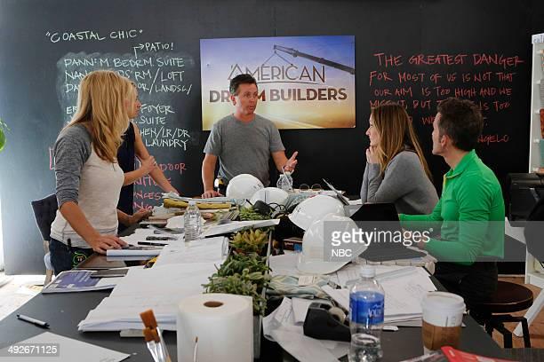 BUILDERS Season 1 Finale Episode 110 Pictured Nancy Hadley Jay Riordan Erinn Valencich Dann Foley