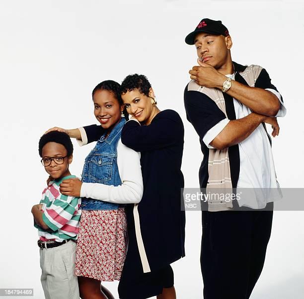 Jeffery Wood as Austin Warren Maia Campbell as Tiffany Warren Debbie Allen as Jackie Warren LL Cool J as Marion Hill