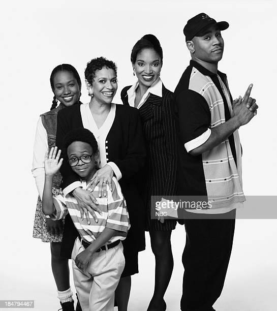 Maia Campbell as Tiffany Warren Debbie Allen as Jackie Warren Jeffery Wood as Austin Warren Lisa Arrindell Anderson as Heather Comstock LL Cool J as...