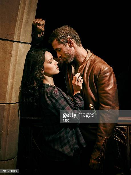 1 Pictured Adria Arjona as Dorothy Gale Oliver JacksonCohen as Lucas