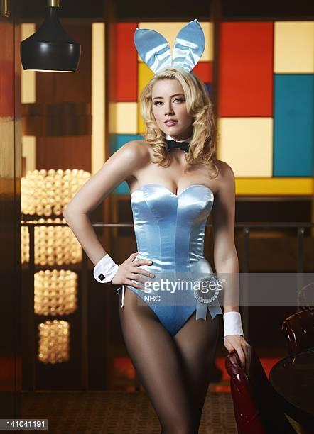 Amber Heard as Maureen Photo by John Russo/NBC/NBCU Photo Bank