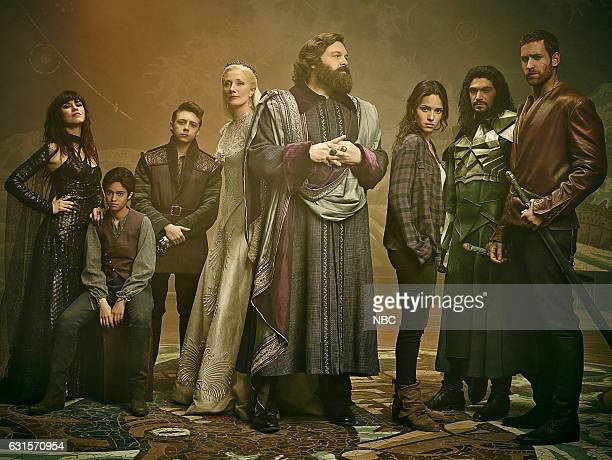 1 Pictured Ana Ularu as West Jordan Loughran as Tip Gerran Howell as Jack Joely Richardson as Glinda/North Vincent D'Onofrio as Wizard/Frank Adria...