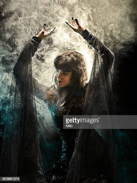 1 Pictured Ana Ularu as West Witch