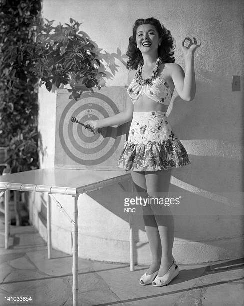Ann Rutherford as Connie Monahan Photo by NBC/NBCU Photo Bank