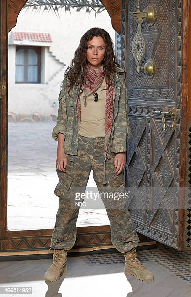1 Pictured Anna Friel as Odelle