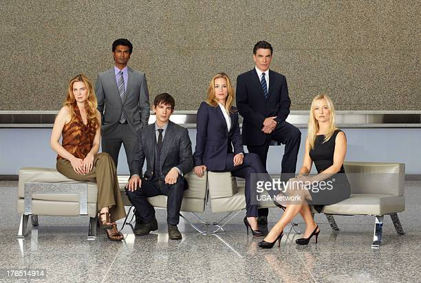 Anne Dudek as Danielle Sendhil Ramamurthy as Jai Wilcox Christopher Gorham as Auggie Anderson Piper Perabo as Annie Walker Peter Gallagher as Authur...