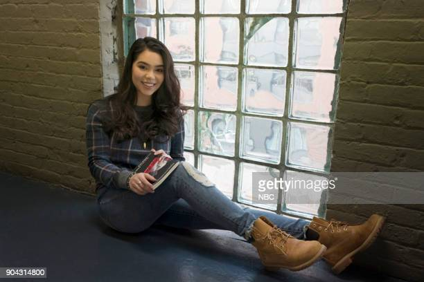 1 Pictured Auli'i Cravalho as Lilette Suarez