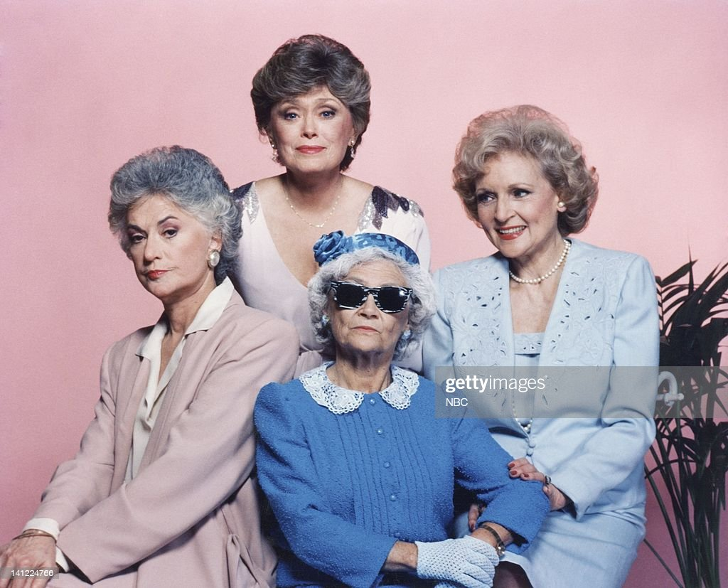 "NBC's ""The Golden Girls"" - Season 1"