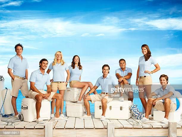 Pictured: Ben Robinson, C.J. Lebeau, Kathleen Held, Adrienne Gang, David Bradberry, Alex Taldykin, Samantha Orme, Eddie Lucas --