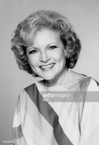 Betty White as Rose Nylund Photo by Herb Ball/NBCU Photo Bank