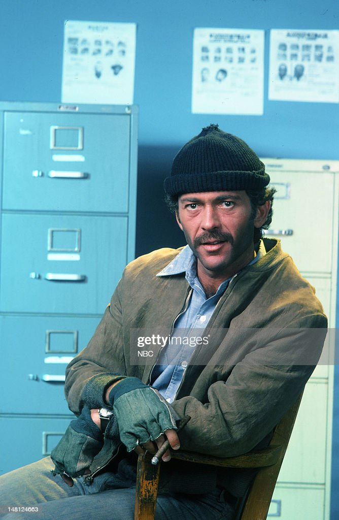Bruce Weitz as Det  Mick Belker -- News Photo - Getty Images