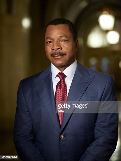 1 Pictured Carl Weathers as Mark Jeffries