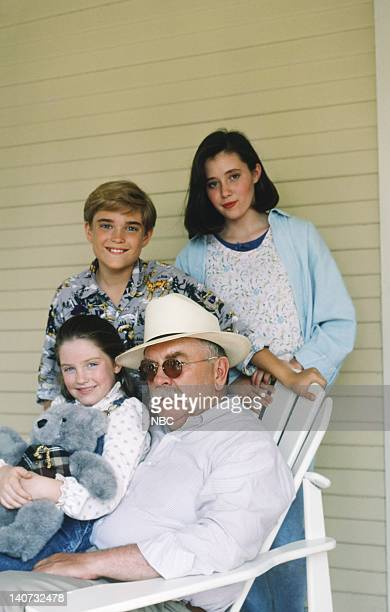 Chad Allen as David Witherspoon Shannen Doherty as Kris Witherspoon Wilford Brimley as Gus Witherspoon Keri Houlihan as Molly Witherspoon Photo by...