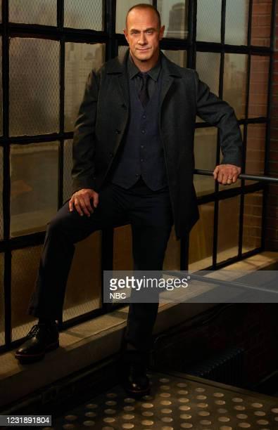 Season: 1 -- Pictured: Chris Meloni as Detective Elliot Stabler --