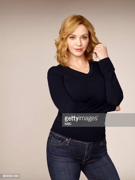 1 Pictured Christina Hendricks as Beth Boland