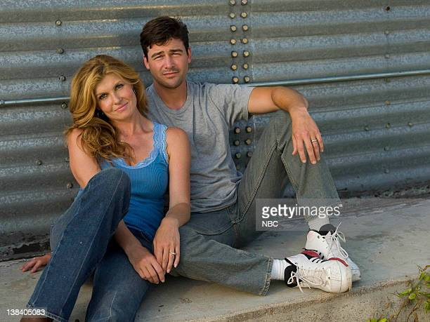 Season 1 -- Pictured: Connie Britton as Tami Taylor, Kyle Chandler as Coach Eric Taylor