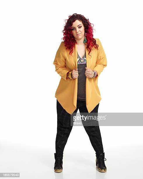 1 Pictured Contestant Adriana Diaz